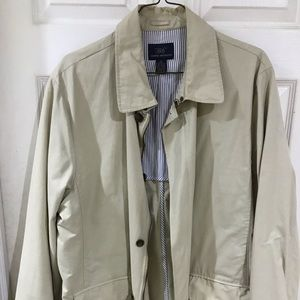 Brooks Brothers 346 Single-Breasted Trench Coat